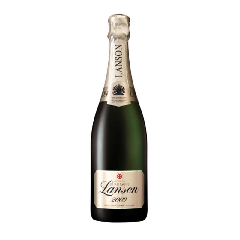 "Champagne Millesimato BRUT ""golden label"""