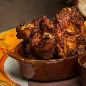 Alitas de pollo