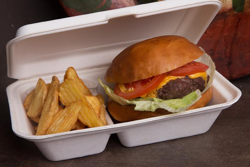 Soia burger