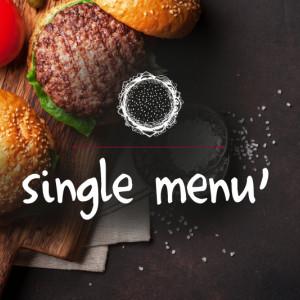 Single menù