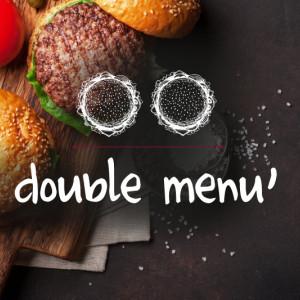 Double menù